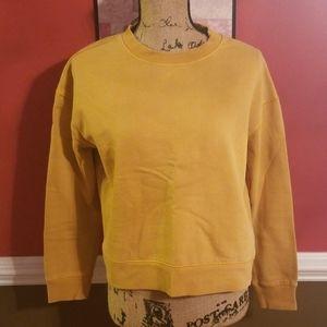 Arizona Jean Co Sweatshirt/Crop Top Size Small